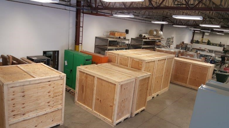 5 Things To Consider Before Shipping By Crate